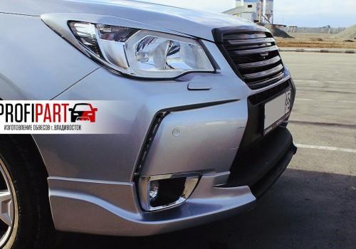 Обвесы GROW на Subaru Forester SJ, SJG, SJ5 2013+>