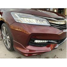 Передние клыки Honda Accord CR7