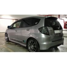Пороги на Honda fit GE RS