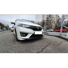 Передняя губа Honda Fit GK, GP