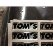 Шильдик (эмблема) TOMS