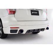 Задняя губа GROW на Subaru Forester SJ, SJG, SJ5 (2013-2016)
