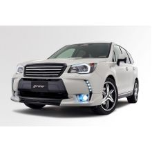 Комплект обвесов GROW на Subaru Forester  (Субару Форестер) SJ, SJG, SJ5 (2013-2016)