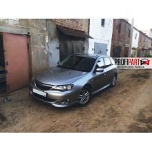 Комплект обвесов на Subaru Impreza GH