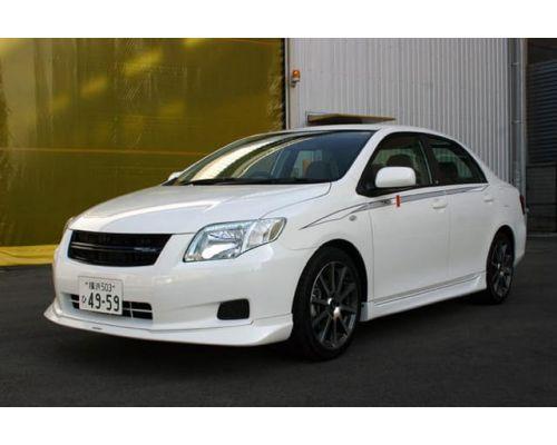 Комплект обвесов TRD Sportivo на Toyota Axio 14* кузова
