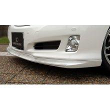 Передняя губа LX-mode на Toyota Crown Royal Saloon (200 кузов, дорестайл)
