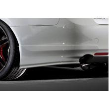 Задние клыки ST-garage на Mark X GRX133, GRX130, GRX135 (1 модель)