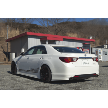 Комплект обвесов TRD + ST-garage на Toyota Mark X GRX133, GRX130, GRX135 (1 модель)