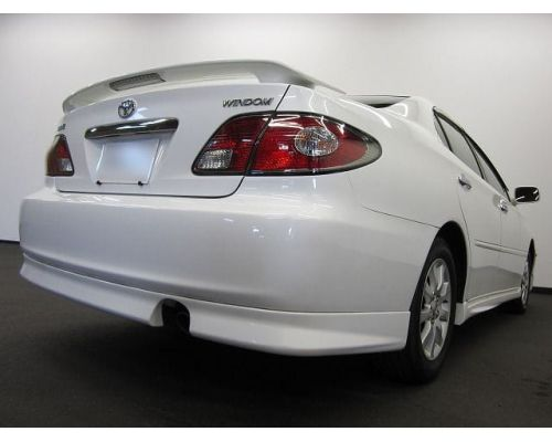 Задняя губа на Toyota Windom MCV30 и Lexus ES300